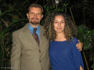 Brian Clement & Ligia Pop